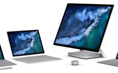 Microsoft Surface – prémiová zařízení od tvůrců Windows