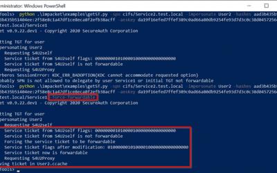 Nově objevená zranitelnost CVE-2020-17049 – Kerberos Bronze Bit Attack